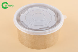1300 ML Disposable Pasta Bowls For Parties Grease Resistant Eco Friendly